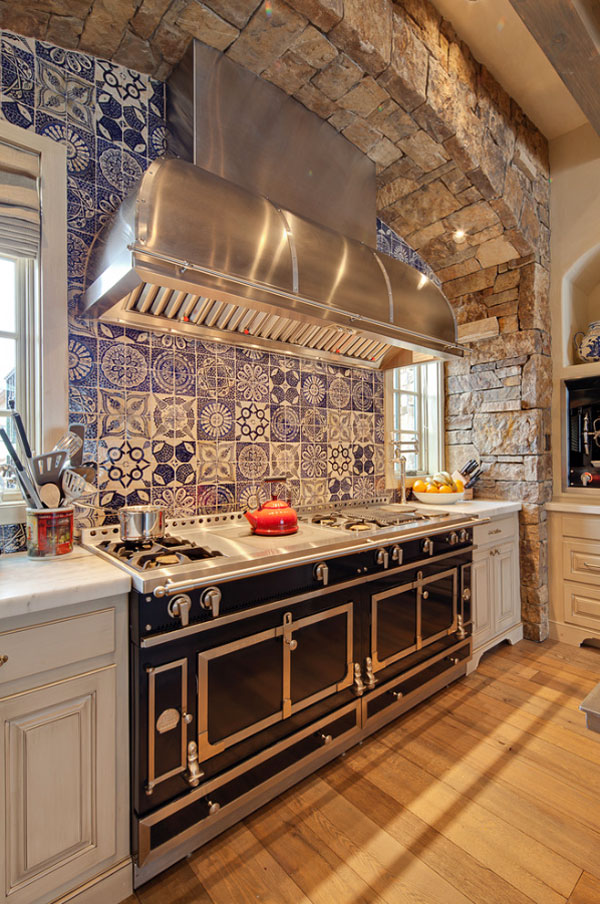 50 best kitchen backsplash ideas for 2017 Italian marble backsplash