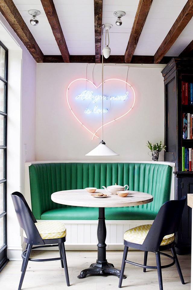 Diner Love