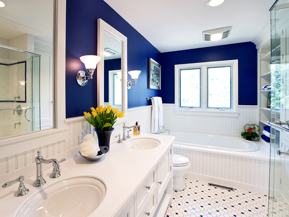 7 Sophisticated Style For Small Bathrooms