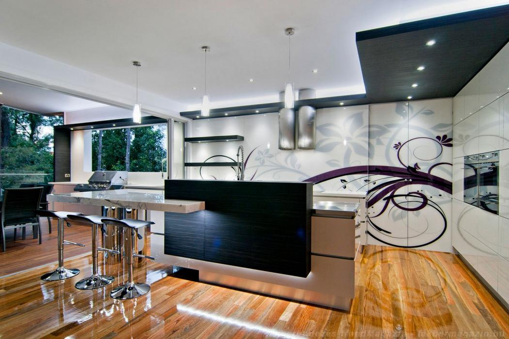 10 fantasy retreat - Modern Kitchens