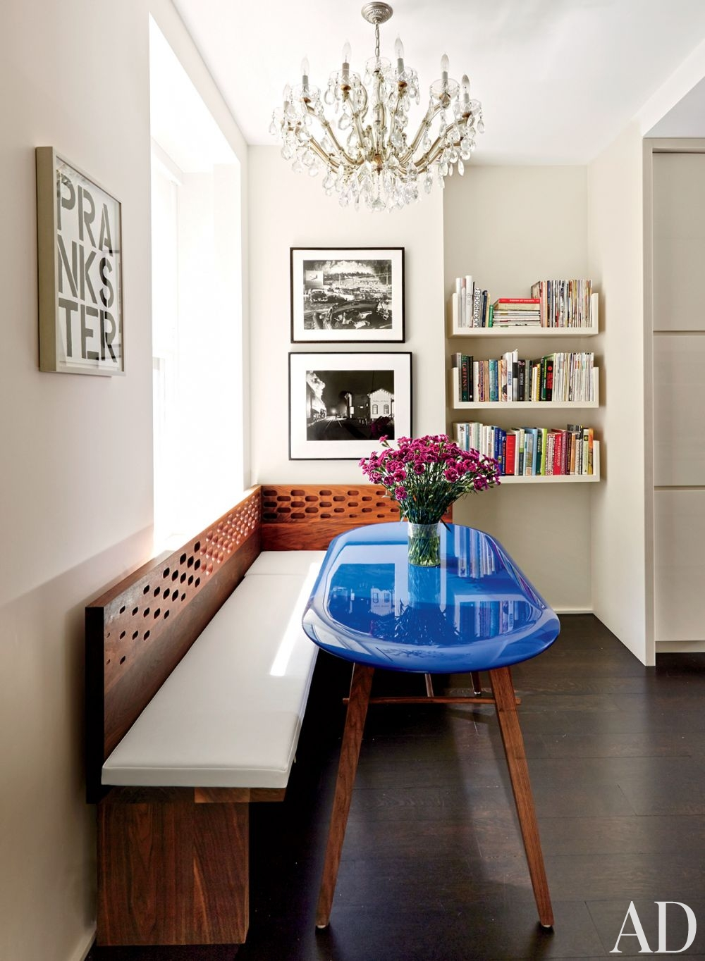 12 the artful prankster - Breakfast Nook Ideas