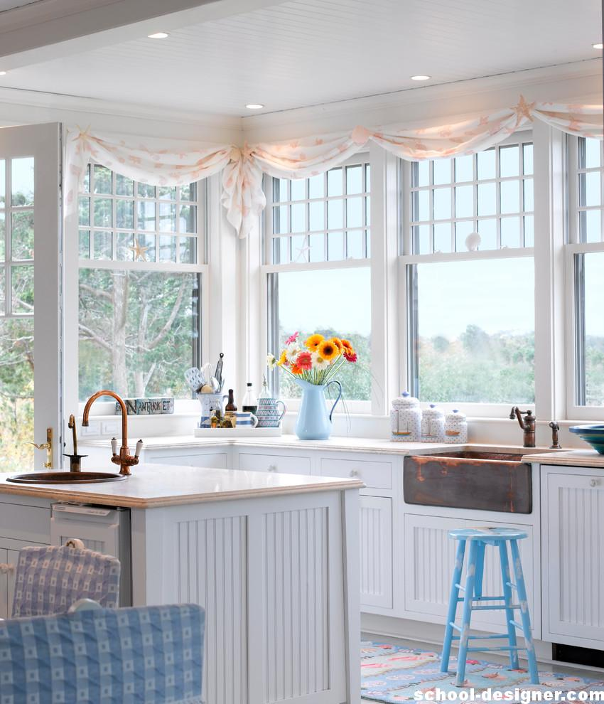 White kitchen cabinets yes or white kitchen cabinets yes Bright kitchen