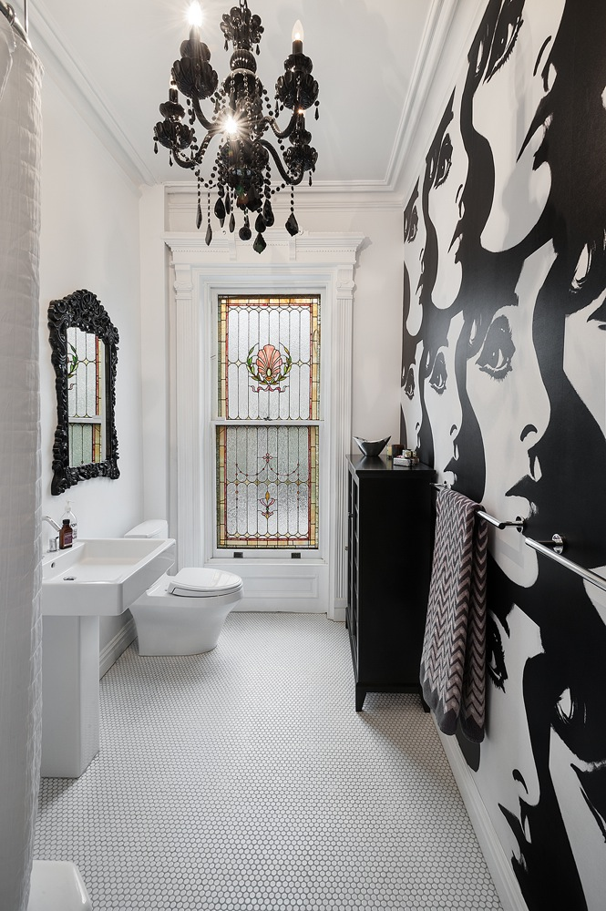 Pictures Of Black And White Bathrooms. Black and White Chic All Over 50 Best Bathroom Design Ideas for 2018