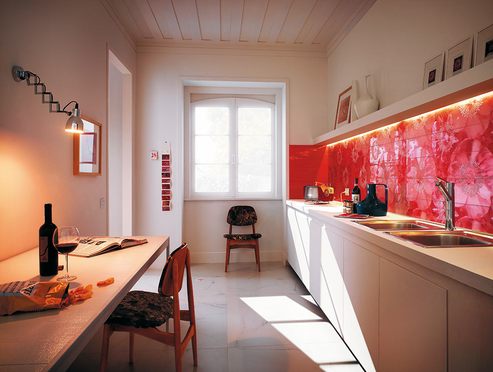 Kitchen Backsplash Red kitchen room design red kitchen color schemes modern red kitchen