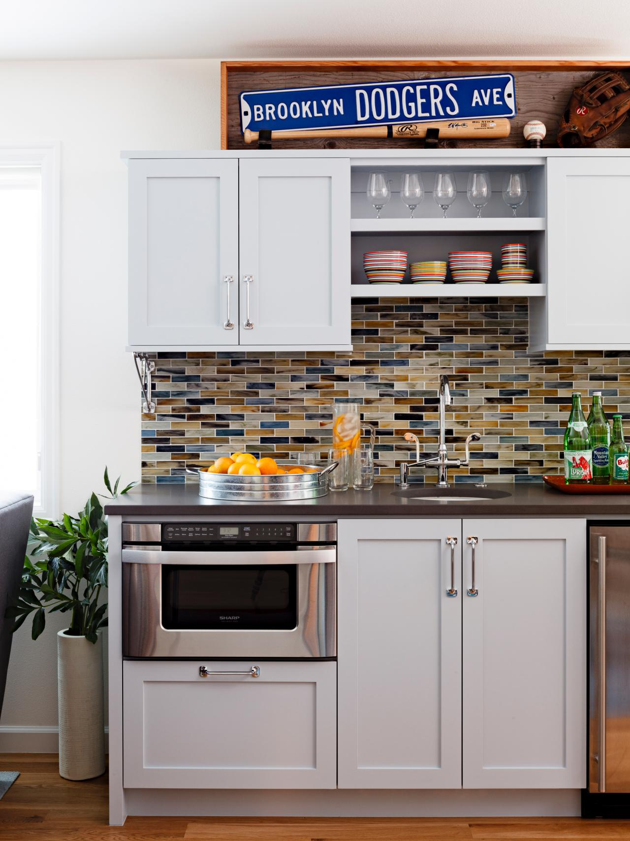 Bon Small Tile Backsplash Design Idea