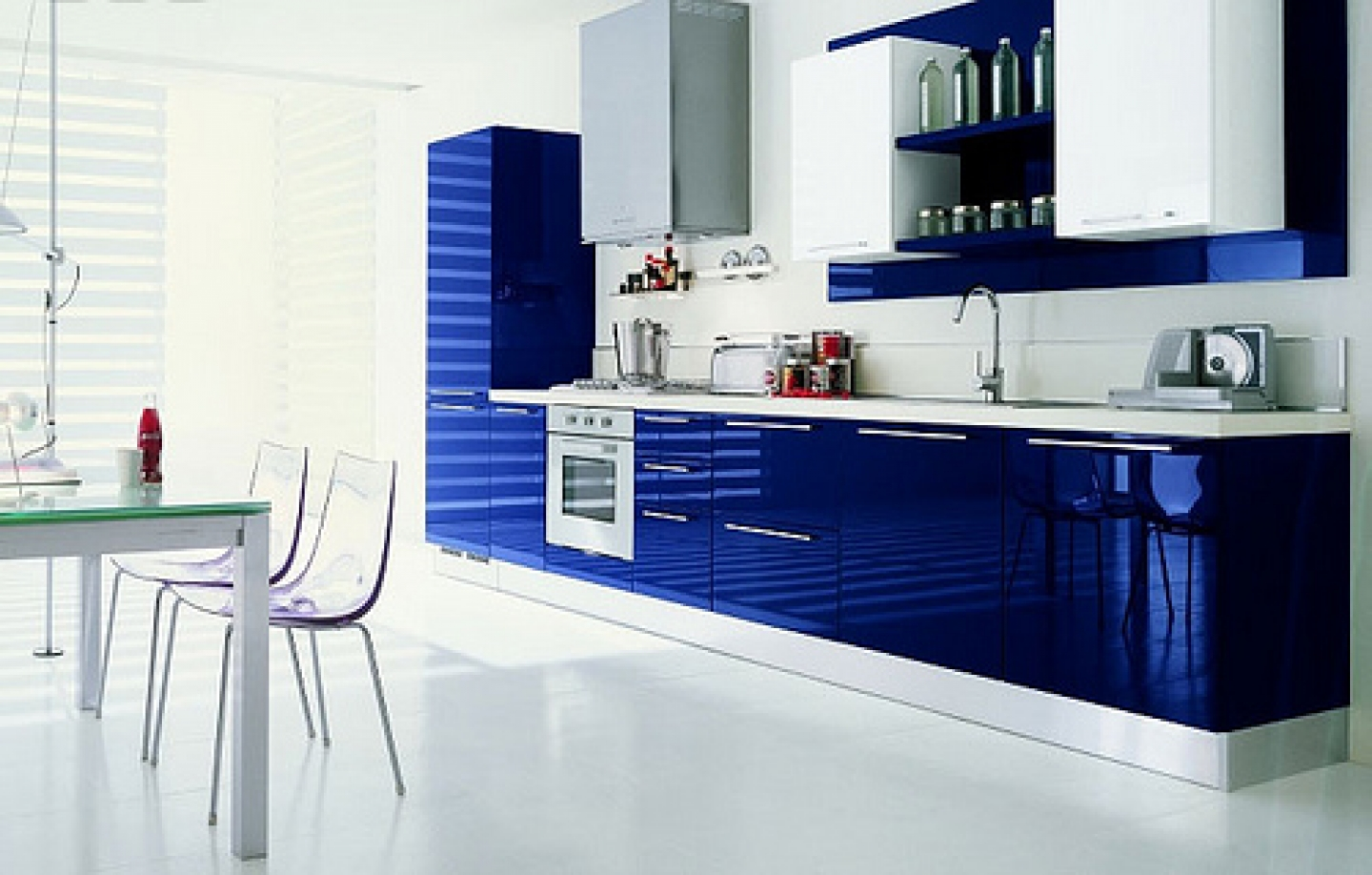 Of Blue Kitchens 44 Best Ideas Of Modern Kitchen Cabinets For 2017