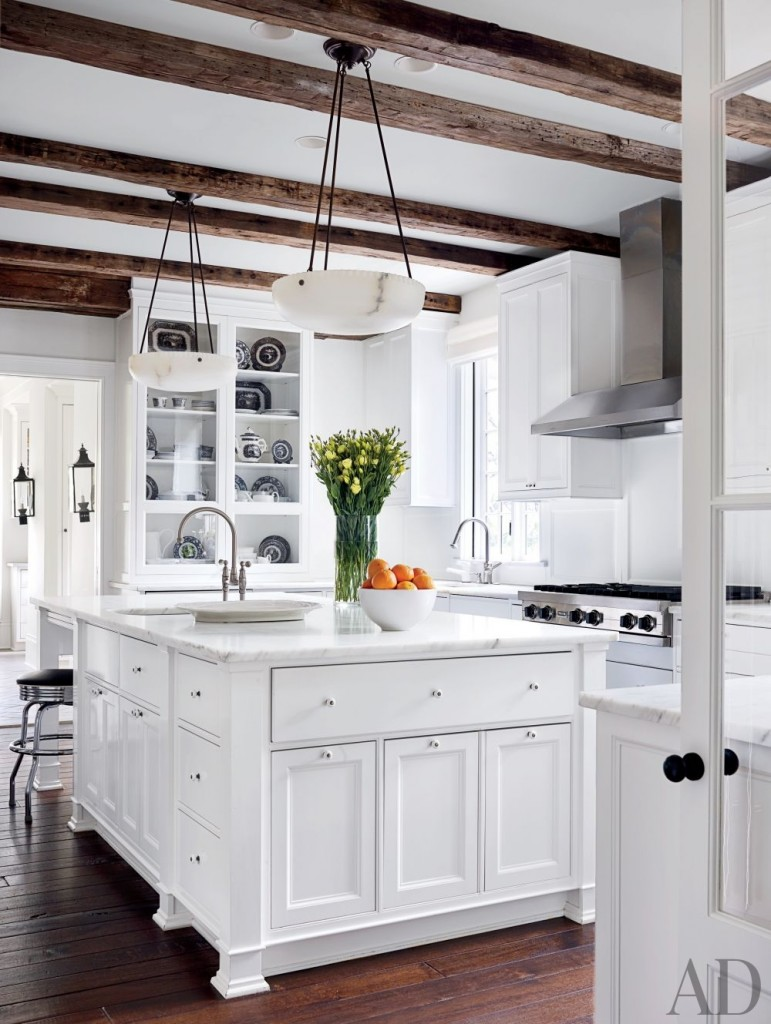 White On White Kitchen 46 Best White Kitchen Cabinet Ideas For 2017