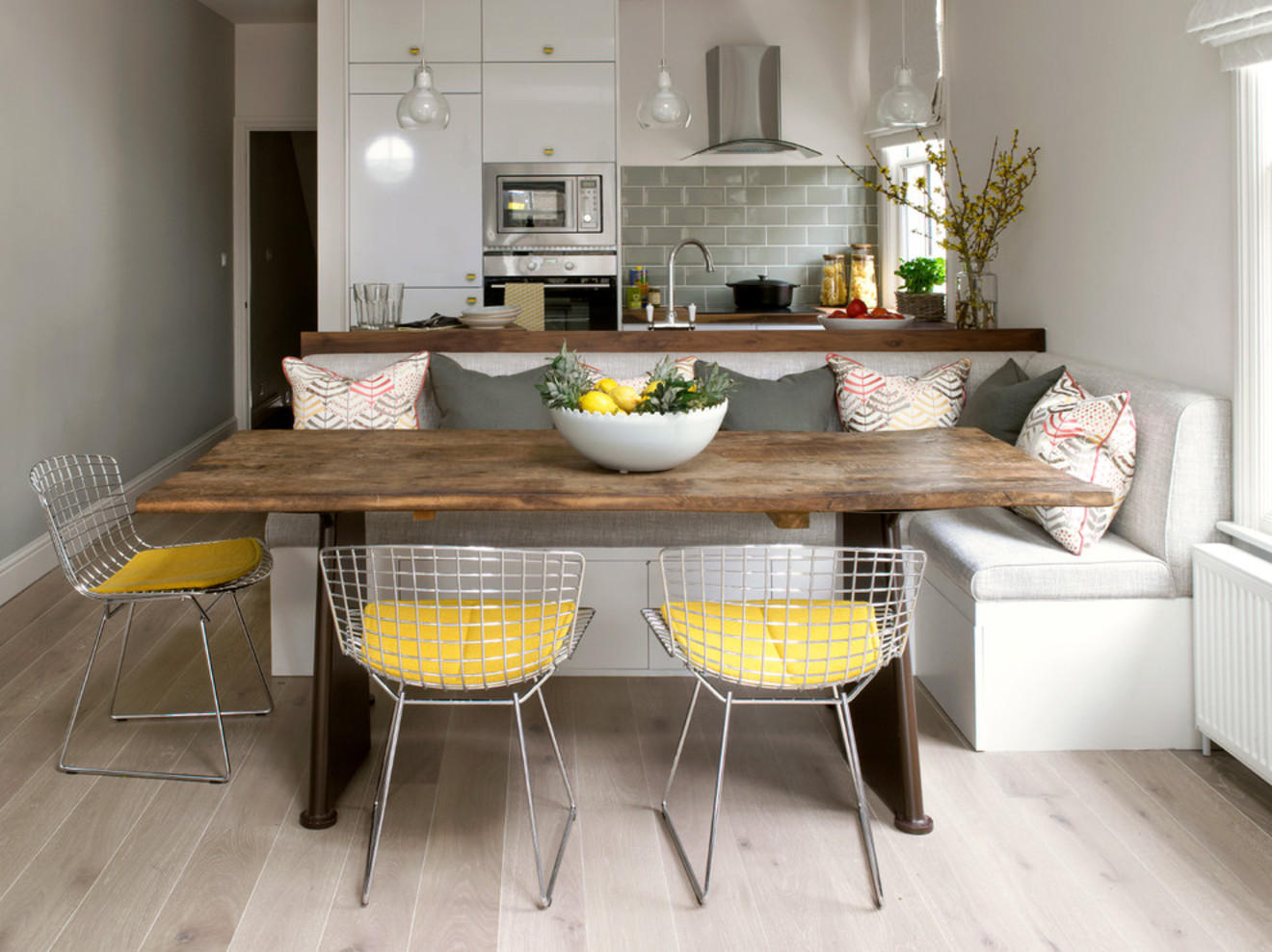 16 Stunning Breakfast Nook Design Ideas For Your Home Improvement