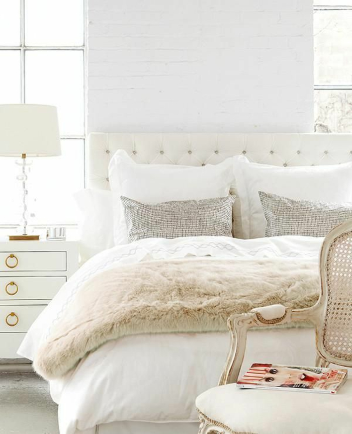Find Your Serenity With These 20 White Bedroom Ideas Homebnc