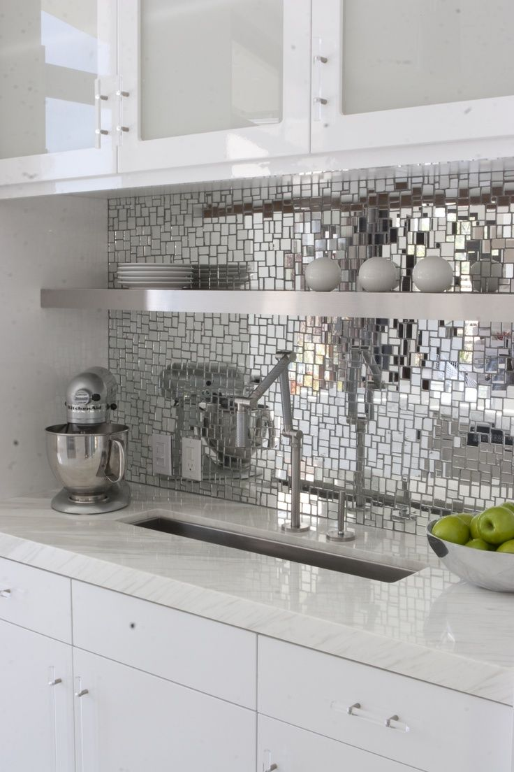 Mirror Backsplash Tile