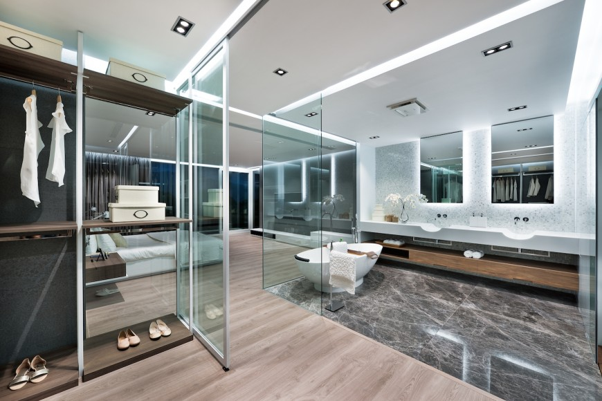 The Master Suite Wet Room Part 70