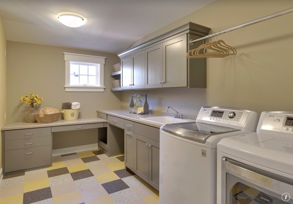 50 best laundry room design ideas for 2016 for Laundry room ideas small budget