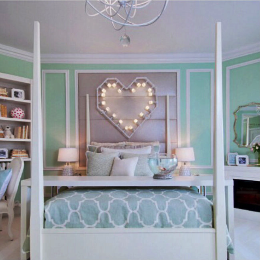 50 best bedrooms with white furniture for 2017 - White heart bedroom furniture ...