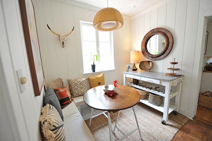 50 stunning breakfast nook ideas for 2018. Black Bedroom Furniture Sets. Home Design Ideas