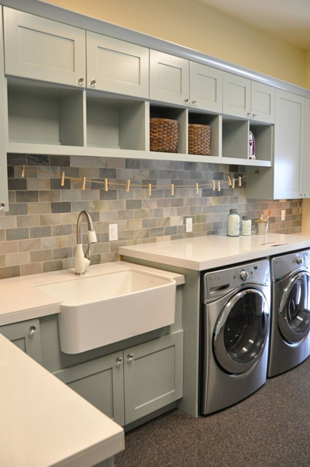 50 best laundry room design ideas for 2018 Best Laundry Room Ideas