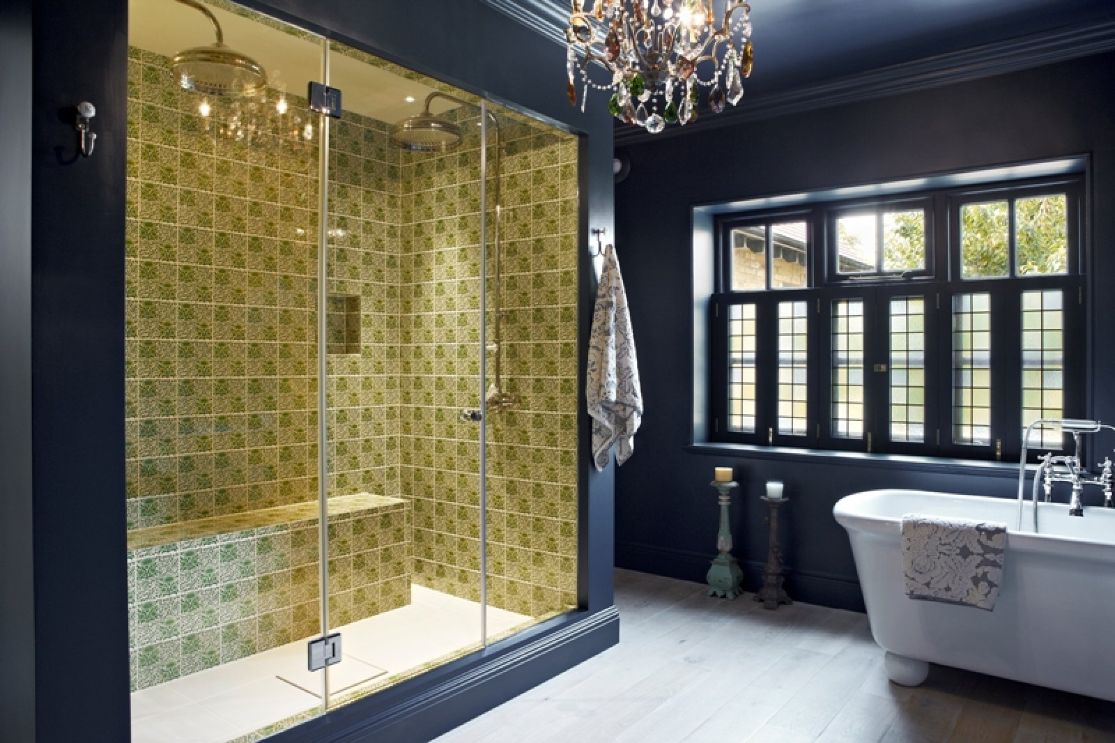 Historic Home  Modern Style. 50 Best Bathroom Design Ideas for 2017