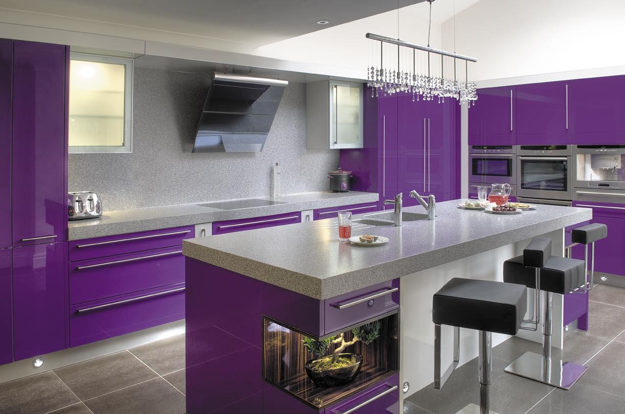 Kitchen Ideas Purple 44 best ideas of modern kitchen cabinets for 2017