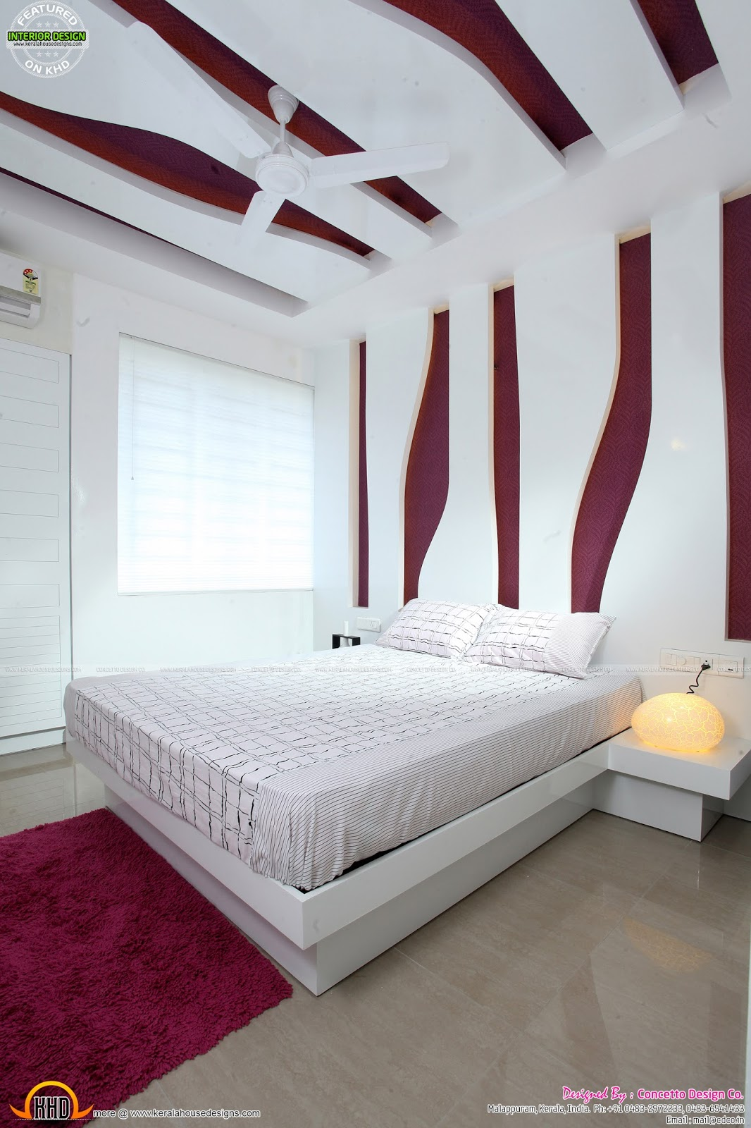 50 best bedrooms with white furniture for 2018 for Creative bedroom ideas