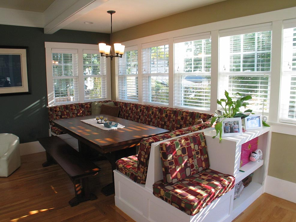 43 Home Comfort Kitchen Breakfast Nook Ideas