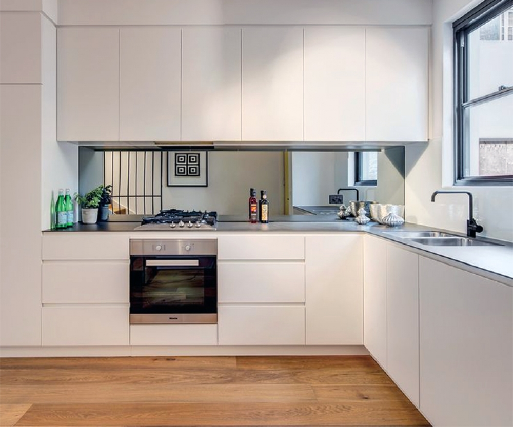 6 clever kitchen design hacks to reinvent your small kitchen for Kitchen design hacks