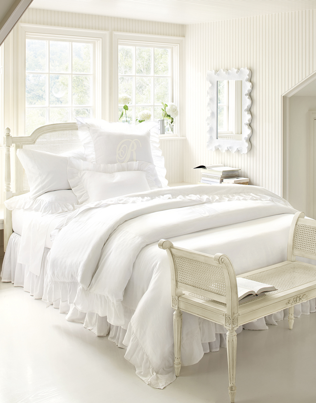 gallery for all white bedrooms