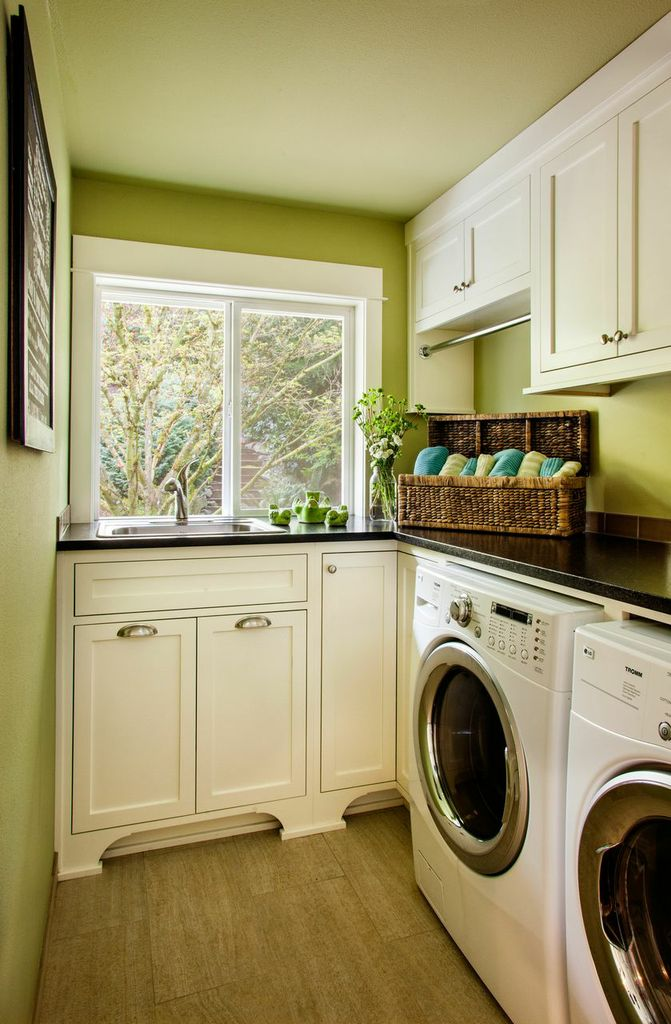 50 best laundry room design ideas for 2017 - Laundry room designs small spaces set ...