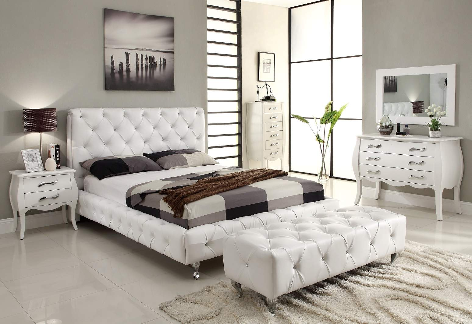 Bedroom Furniture White 50 best bedrooms with white furniture for 2017