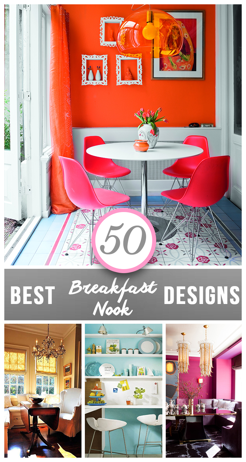 best breakfast nook ideas