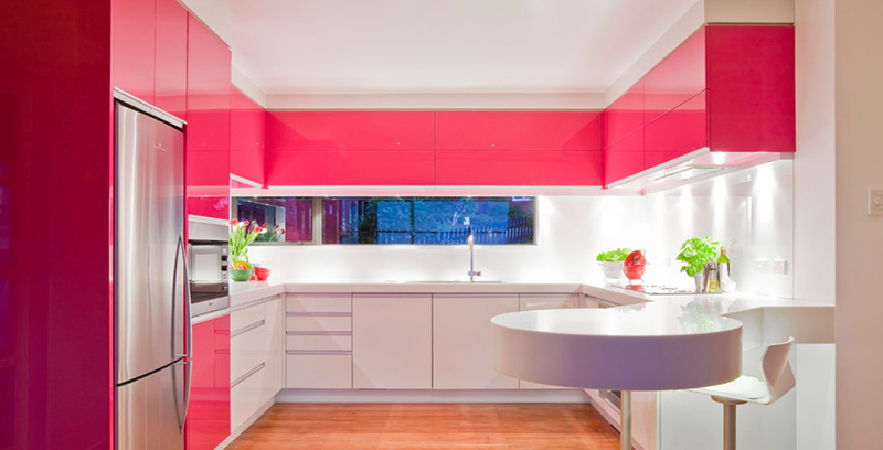 Ideas Of Modern Kitchen Cabinets