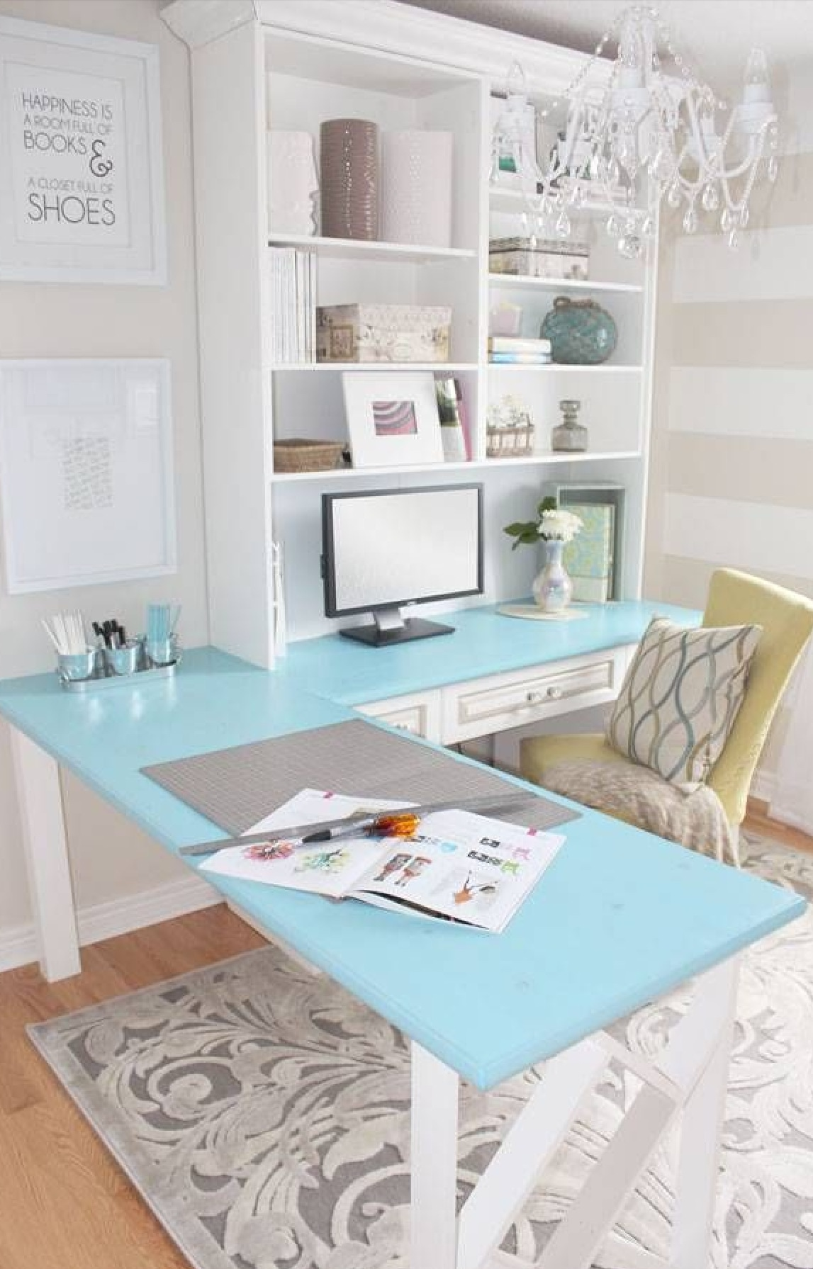 50 best home office ideas and designs for 2018 for Home office space