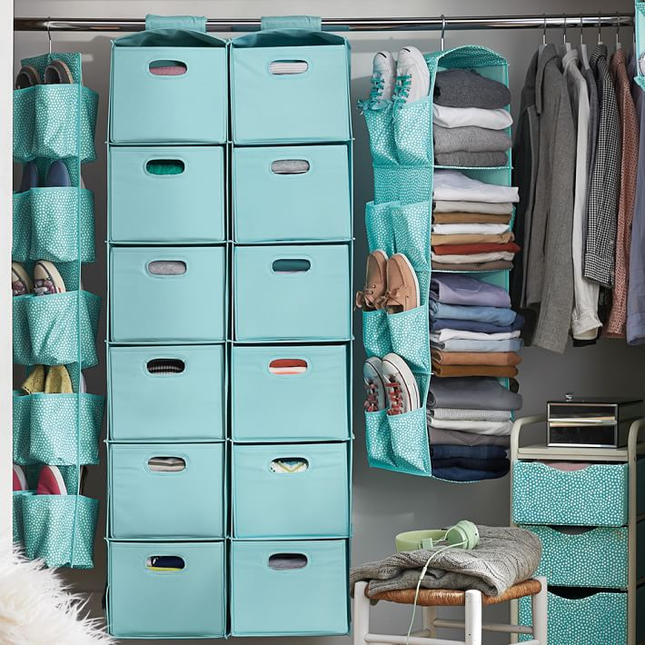 Pictures Of Closet Organizers Ideas Part - 49: 2. Anything But Blue