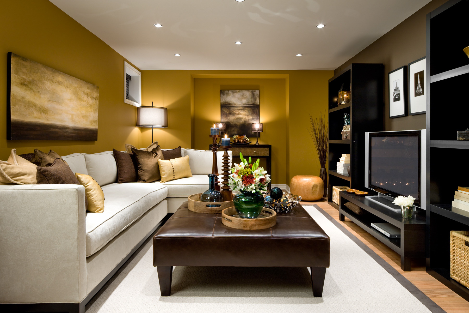 Luxury Design Ideas For Small Living Room Concept
