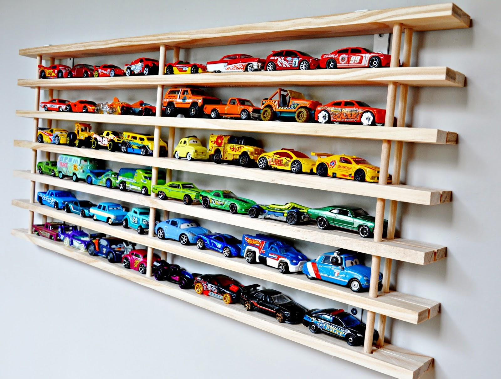 Big Toy Car Holder : Best toy storage ideas that kids will love in