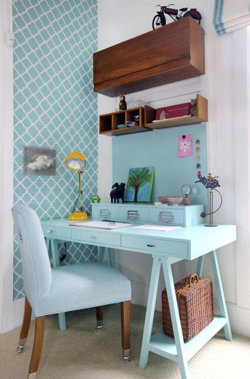 small home office decor. simple office 6 diy writing desk with small home office decor