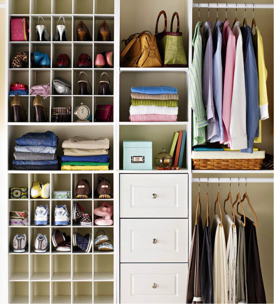 50 best closet organization ideas and designs for 2018 for Best closet organization systems
