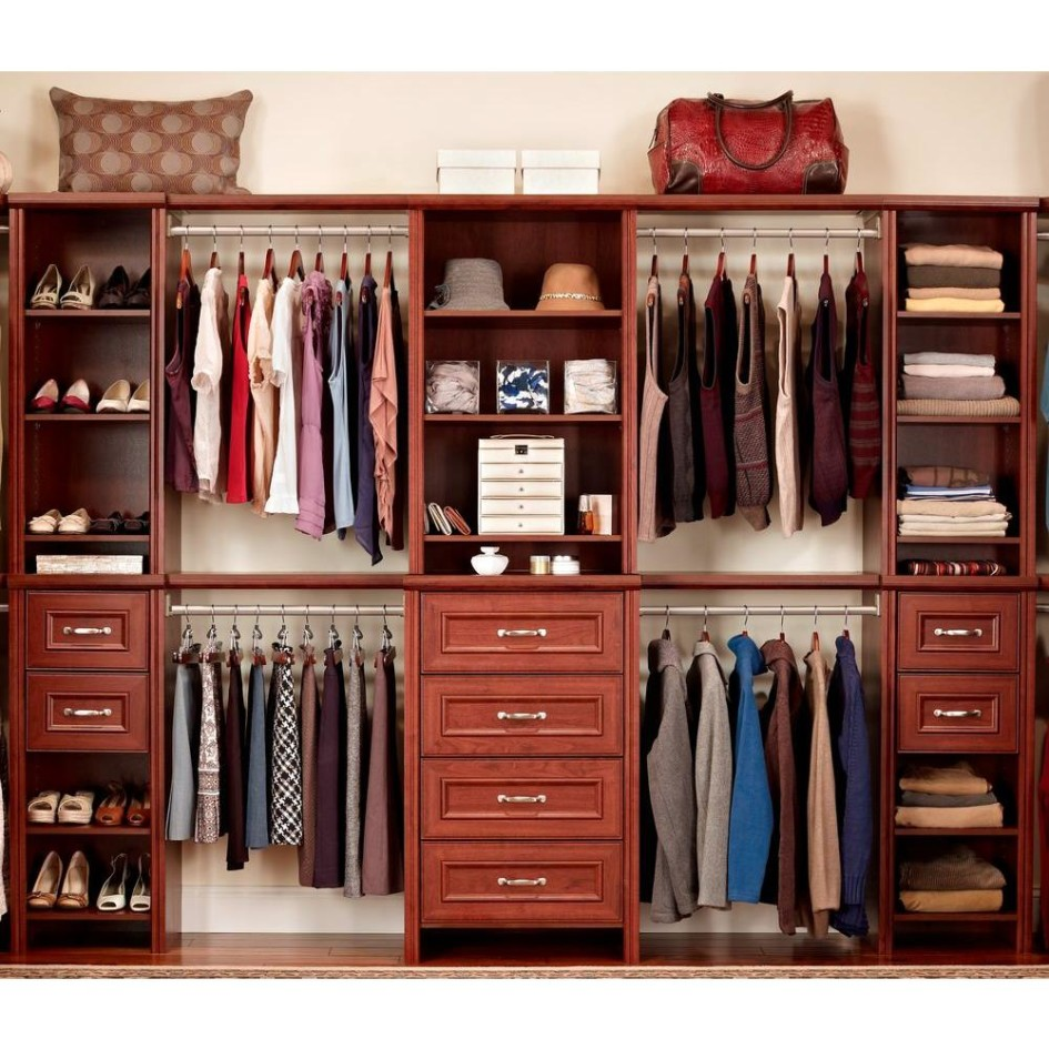 8 a perfect space for two - Home Closet Design