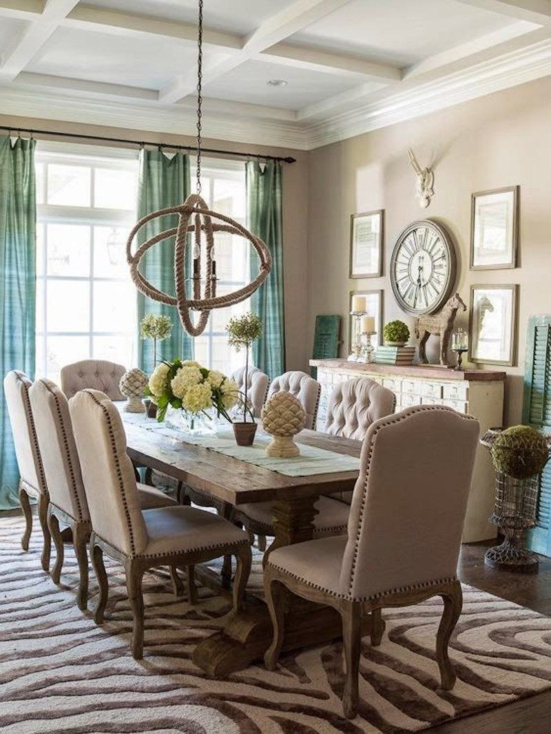50 best dining room sets for 2017 for Beige dining room ideas