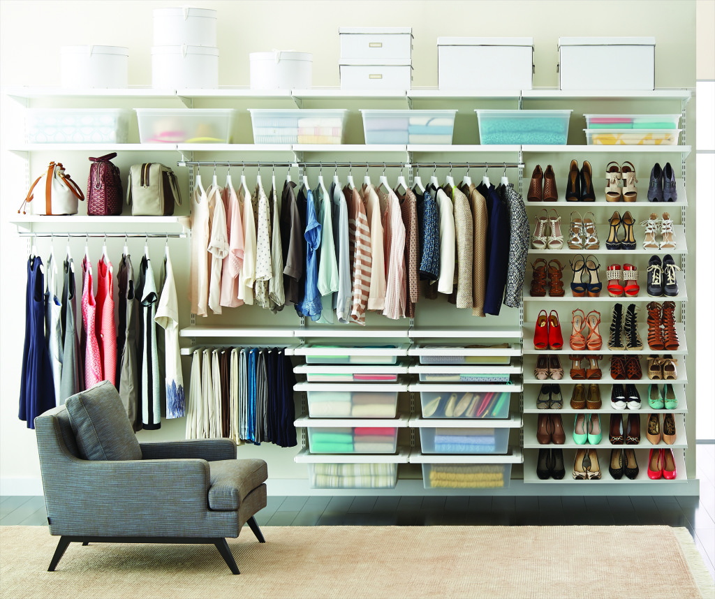 50 best closet organization ideas and designs for 2017 Best wardrobe storage solutions