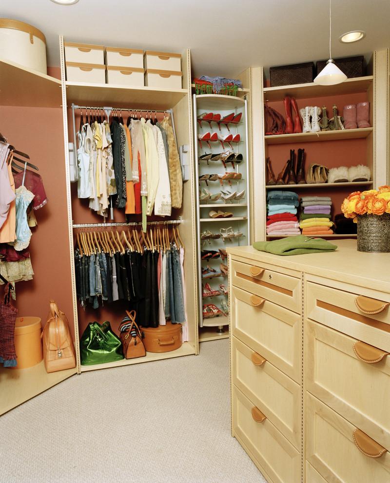 Best Closet Ideas 13 A Cohesive Overall Design ...
