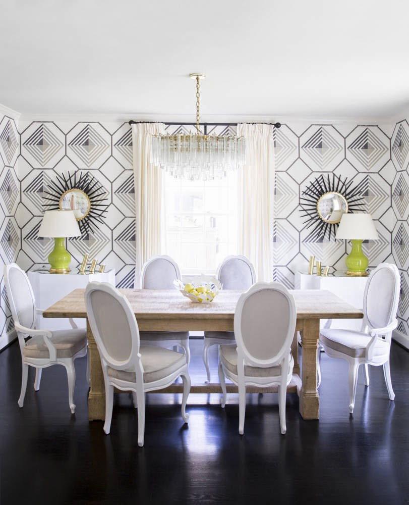 20 Tropical Dining Room Ideas For 2018: 50 Best Dining Room Sets For 2018