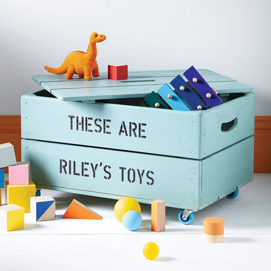 Best Toy Boxes And Chests For Kids : Best toy storage ideas that kids will love in