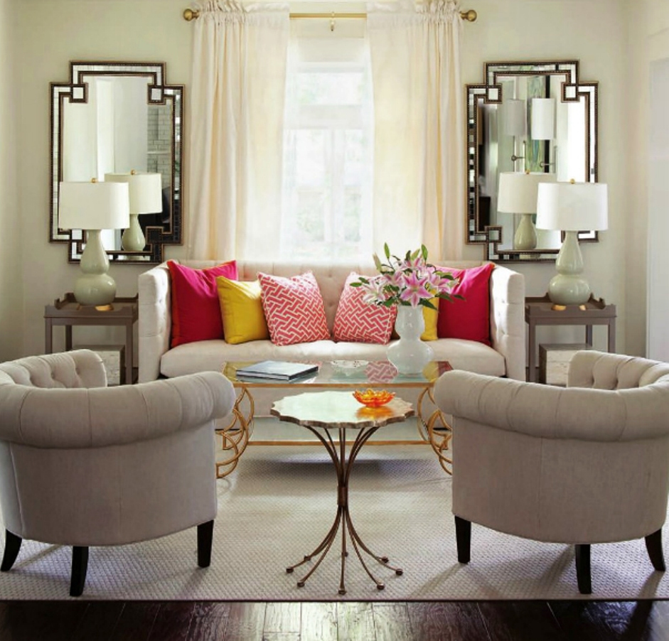 Decorating Small Living Room: 50 Best Small Living Room Design Ideas For 2017
