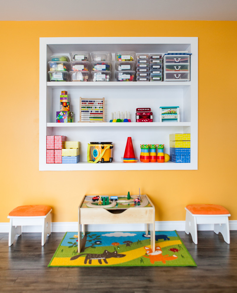 Built-Ins for Play