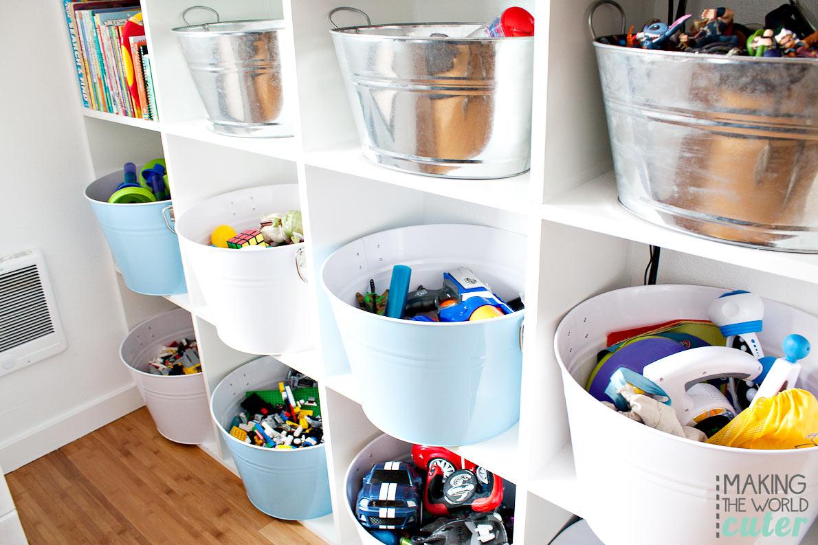 Storage Buckets
