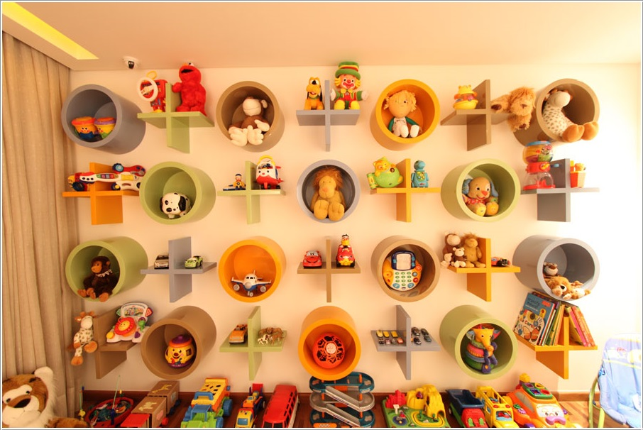 44 Best Toy Storage Ideas That Kids Will Love In 2016