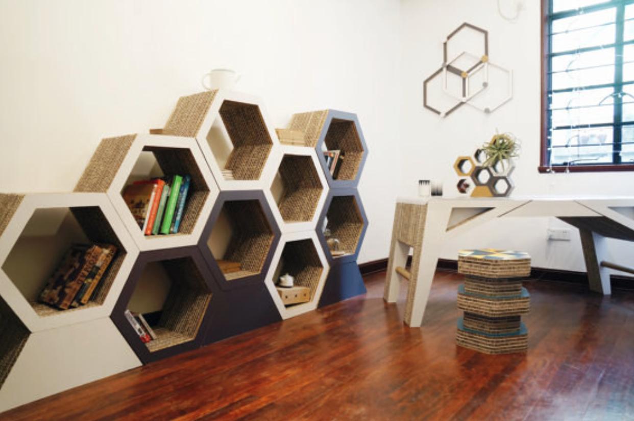 Six-Sided Storage