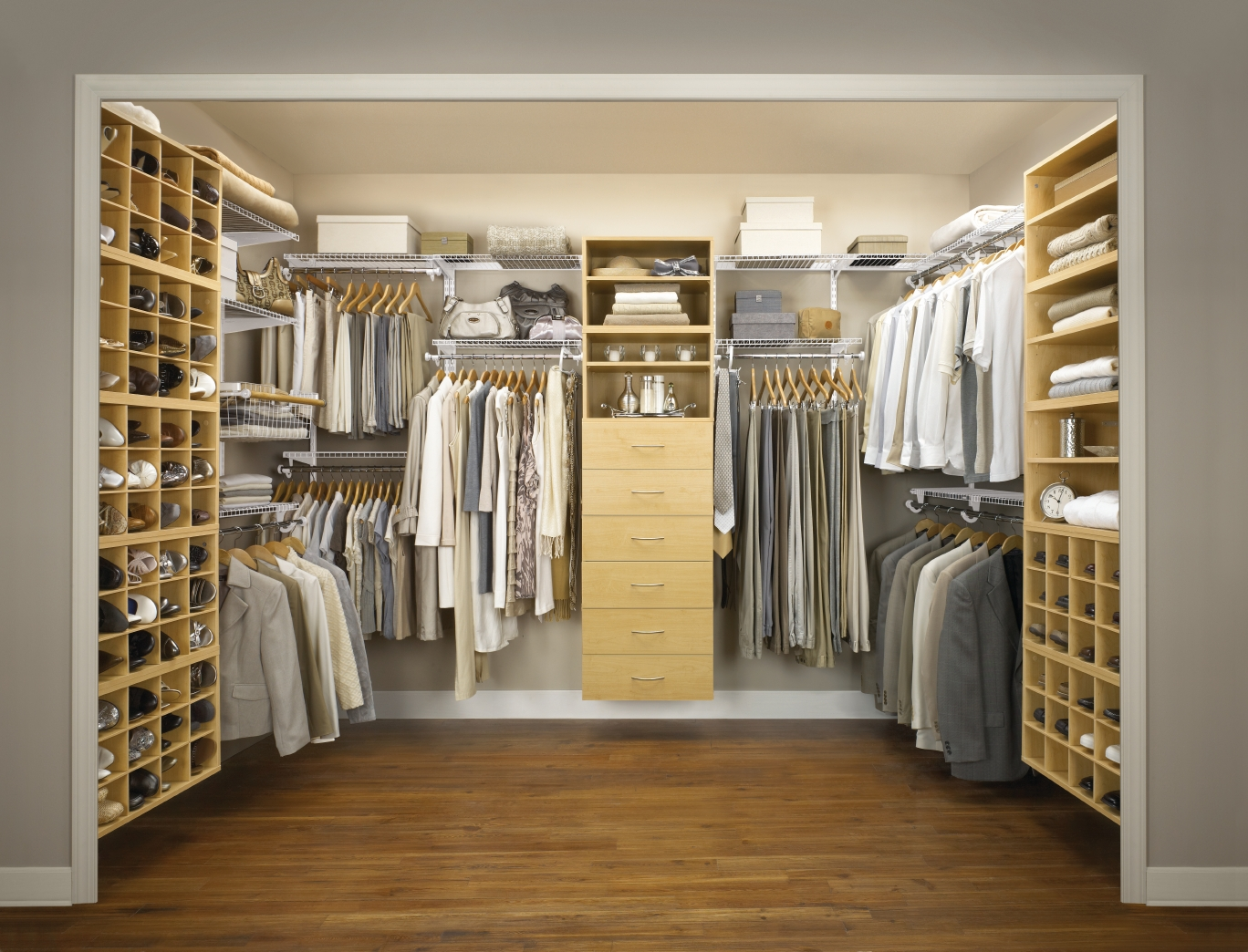 50 Best Closet Organization Ideas And Designs For 2021