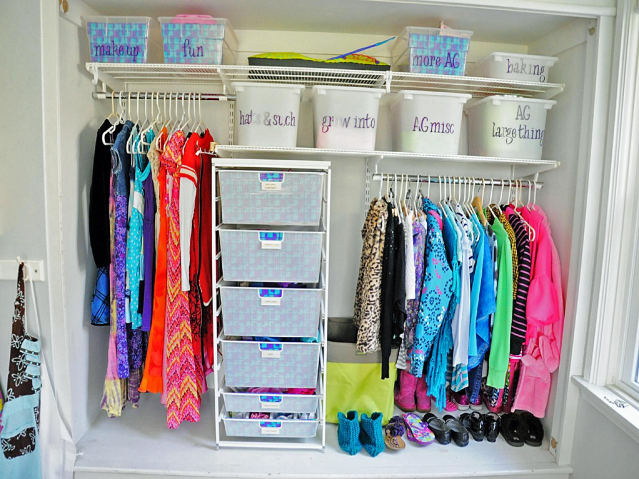 Awesome Add Your Own Flair To Your Closet Space