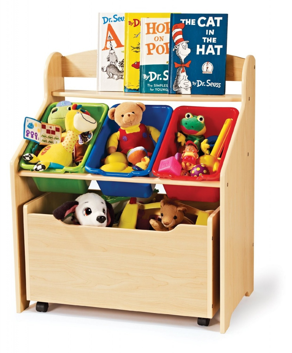 44 best toy storage ideas that kids will love in 2018 Large toy storage ideas