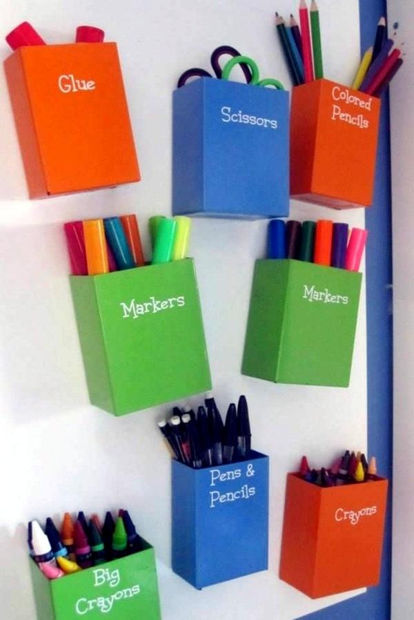 Craft Material Organization